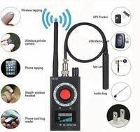 K18 1 МГц-6,5 ГГц Многофункциональный Анти-шпионский детектор камера GSM аудио прибор обнаружения устройств подслушивания gps сигнальное устройс...