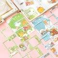 Mohamm Nette Geschichte Serie Karte Aufkleber Set Dekoration Scrapbooking Papier Kreative Stationäre Schule Liefert