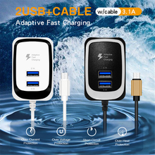 Usb充電器急速充電3.0 euプラグの携帯電話アクセサリーのための急速充電huawei社サムスンxiaomiタブレットacアダプタ