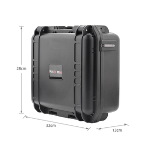 Image 5 - Waterproof Drone Box For DJI Mavic Mini Drone Heavy Duty Storage Bag Carrying Case Travel Portable Hardshell Handbox Protector
