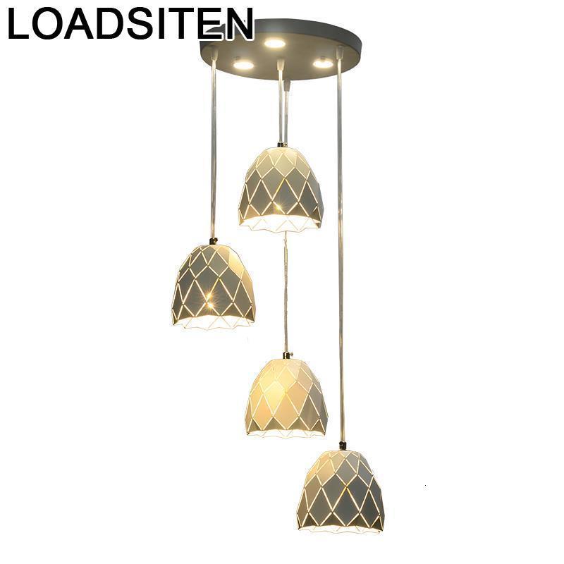 Pendente Fixtures Dining Room Nordic Lampen Industrieel Light Deco Maison Luminaire Suspendu Lampara Colgante Hanging Lamp