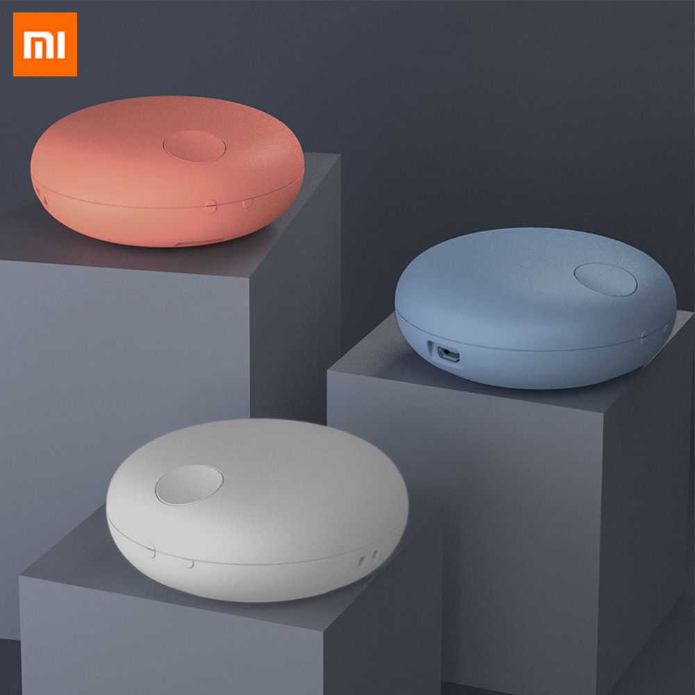 Original Xiaomi Mihome GF Portable Aromatherapy Machine Aroma Diffuser Quiet Operation Timing Function For Car Home Office