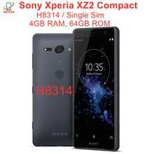 Sony Xperia XZ2 Compact H8314 telefon komórkowy 4G LTE 5.0