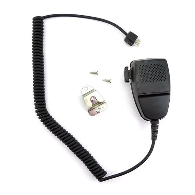 New 8-pin speaker <font><b>microphone</b></font> for <font><b>Motorola</b></font> intercom radio car mobile radio <font><b>GM300</b></font> GM338 GM950 HMN3596A image