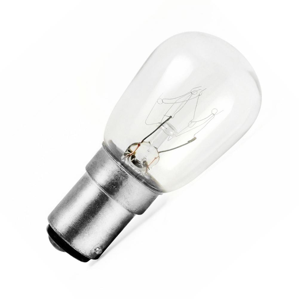15 w b15 220v máquina de costura bulbo led lâmpadas bulbo casa lampada led lâmpada bombilla spotlight branco quente