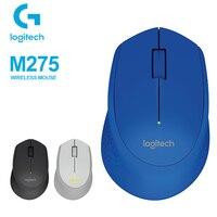 Original logitech m275 mouse sem fio com 2.4 ghz usb nano receptor ratos 1000dpi para windows/mac os reddot prêmio 2015 vencedor