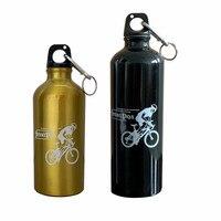 Riding Aluminum Kettle Mountain Bike Sports Bottle Aluminum Cup 750 Ml White Boxed Pitcher Riding Equipment|  -