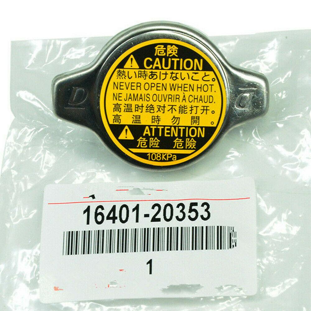 TOYOTA OEM-Radiator Cap 1640120353