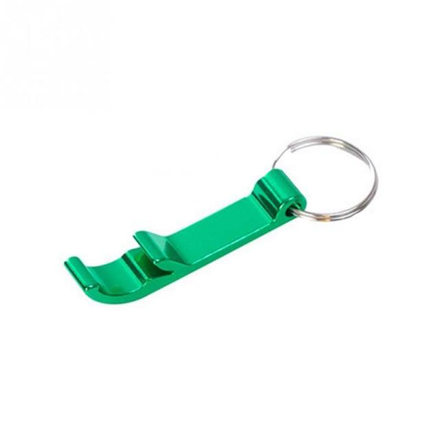 Aluminium Portable Can Opener Key Chain Ring Can Opener Restaurant Promotion Gifts Kitchen Tools Birthday Gift Party Supplies 5