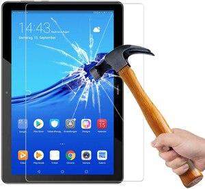 2 шт. планшет Защитная пленка для экрана из закаленного стекла Защитная крышка для Huawei MediaPad T5 10 10,1 дюймов HD глаз защитная пленка|Защитные экраны для планшеов|   | АлиЭкспресс