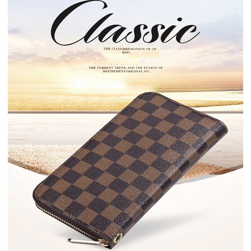 KYYSLO Long Wallet Handbag Clutch-Bag Fashion Women Mobile-Phone-Bag Large-Capacity PU