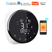 WIFI Thermostat Smart AC90-240V 16A Electric Floor Heating Temperature Controller Remote Control Programmable