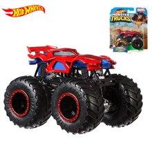 Hot Wheels – voiture géante 1:64, jouet pour garçons, modèle de Monster Truck, idée cadeau d'anniversaire
