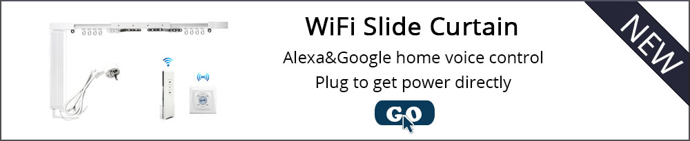 wifi 开合帘