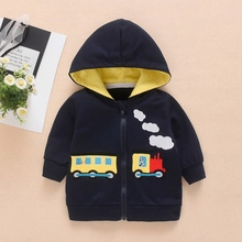 For Baby Girls Jacket Newborn Clothes Infant Coat Autumn Win