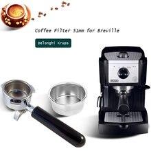 Кофемашина breville delonghi krups высокого давления 4 шт фильтрующая