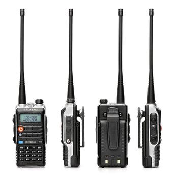 BF-UVB2PLUS VHF / UHF dual frequency 136-174 / 400-520MHZ two-way radio portable C B radio transmitter transceiver