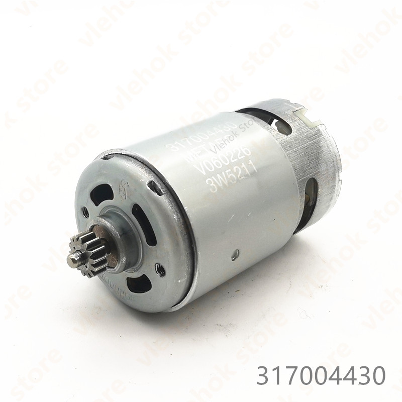 18V Motor For Metabo BS18 Quick 317004430 Power Tool Accessories Electric Tools Part
