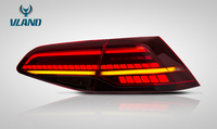 Vland Car Styling Led Taillights for New VW Golf 7 mk7 Tail lamp for Golf 7.5 2016 2017 2018 Rear Lamp DRL+Brake+Park+Signal