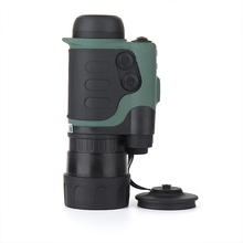 купить High-definition low-light-level monocular night vision hunting patrol infrared telescope дешево