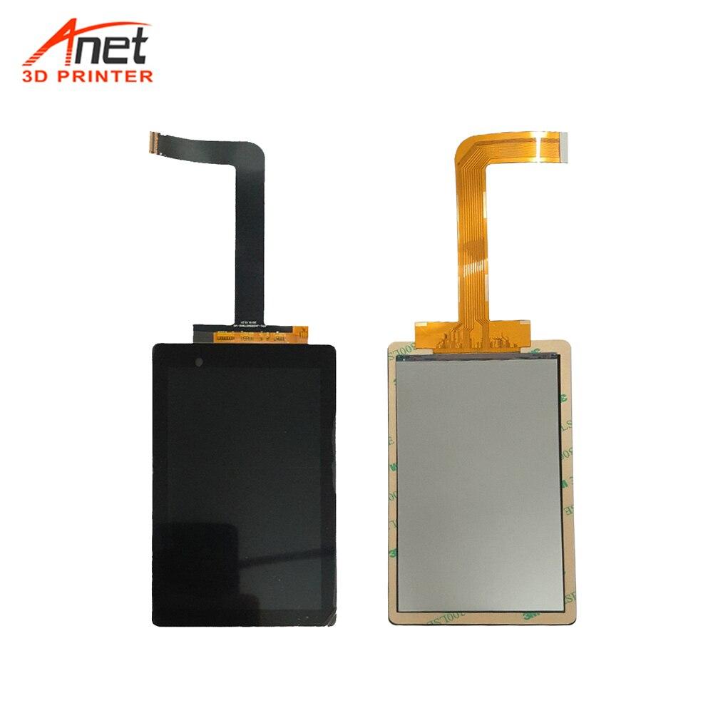 New Anet 3D Printer N4 2K LCD Screen For UV SLA 3D Printer Part LS055R1SX03 1440*2560(China)