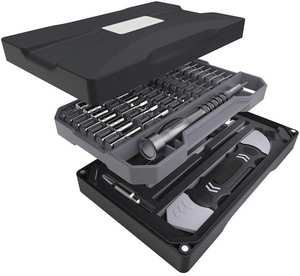 Repair-Tool-Box-Set Improvement JM-8173 Multi-Layer-Design Home with for Diy-Repair Screwdriver