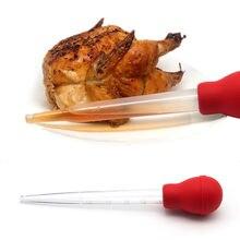 Столовая печь труба барбекю курица трубка шприц BBQware 30 мл Турция посуда пищевой насос Тип гаджет бар