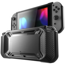 For Nintendo Switch Case Mumba Heavy Duty Rugged Slim Rubberized Snap on Hard Case Cover For Nintendo Switch 2017 Release