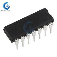 10 Pçs/lote LM723CN Ajustável Regulador de Tensão IC Chip DIP-14 Para Fornecimento De Energia