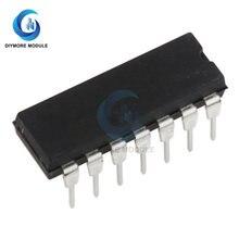 5 Pçs/lote LM723CN Ajustável Regulador de Tensão IC Chip DIP-14 Para Fornecimento De Energia