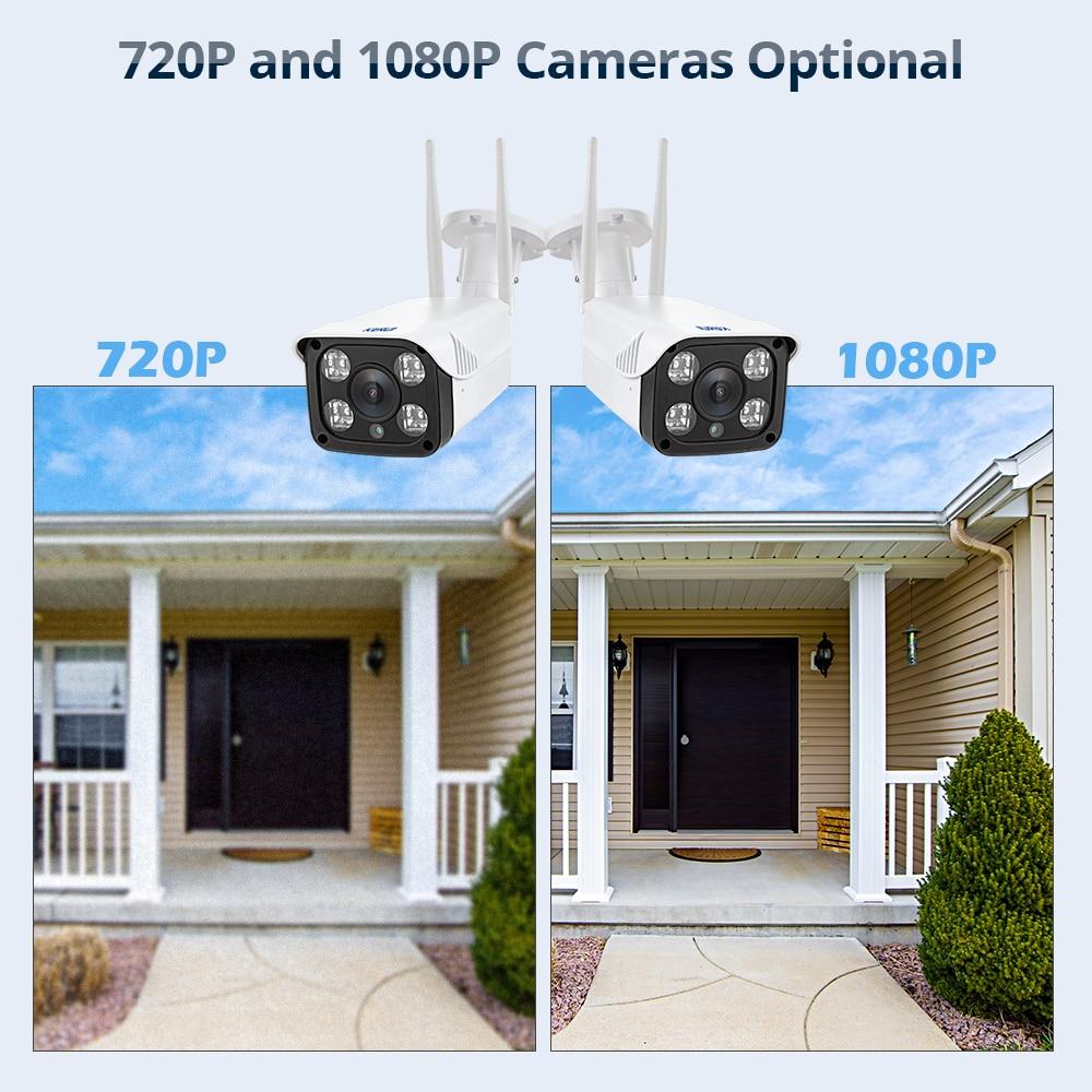 Image 5 - KERUI Surveillance CCTV WIFI Camera HD 1080P Outdoor Waterproof Infrared Night Vision Security Video IP Camera-in Surveillance Cameras from Security & Protection