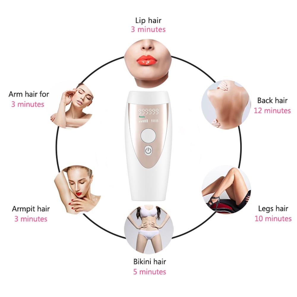 лазерный эпилятор fieezoe hair removal a01