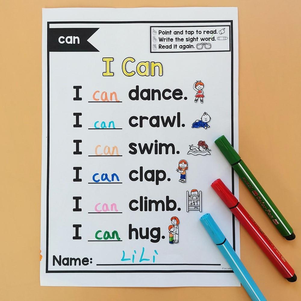 aprender inglês livro de exercícios educativos livro