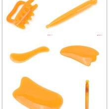 Пчелиный воск Gua Sha доска массажный скребок Guasha пластины для похудения Guasha уход за телом массажный инструмент для спины руки
