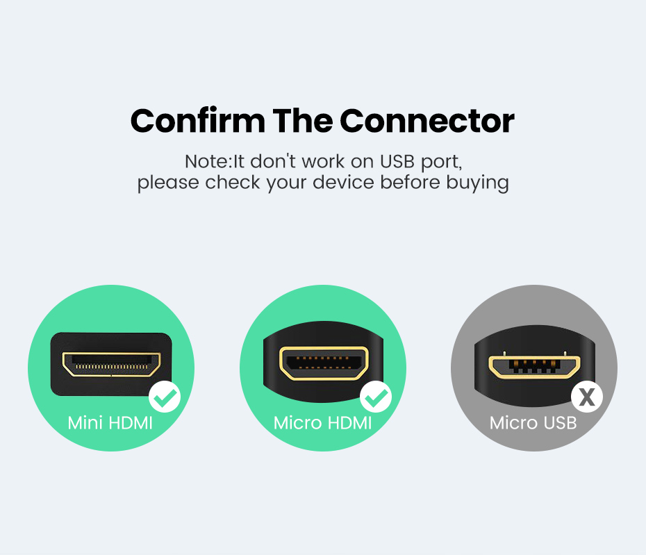 ugreen micro hdmi adapter hd4k micro mini hdmi male to hdmi female cable connector converter for raspberry pi 4 gopro hdmi micro ugreen micro hdmi micro hdmi tomicro hdmi to hdmi aliexpress us 3 61 12 off ugreen micro hdmi adapter hd4k micro mini hdmi male to hdmi female cable connector converter for raspberry pi 4 gopro hdmi