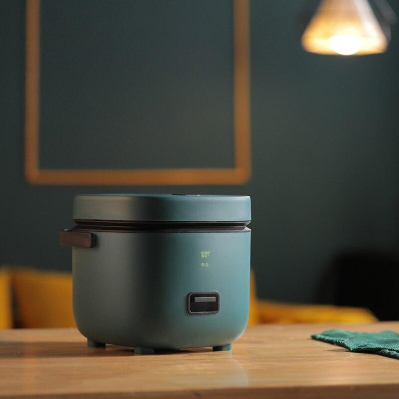 220V 1.2L, мини юбка-пачка риса Плита маломерит на 1-2 человек риса Плита бытовые одной Кухня мелкая бытовая Приспособления с ручкой