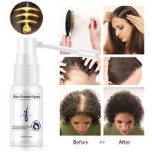 20 мл натуральная жидкость для быстрого роста волос экстракт