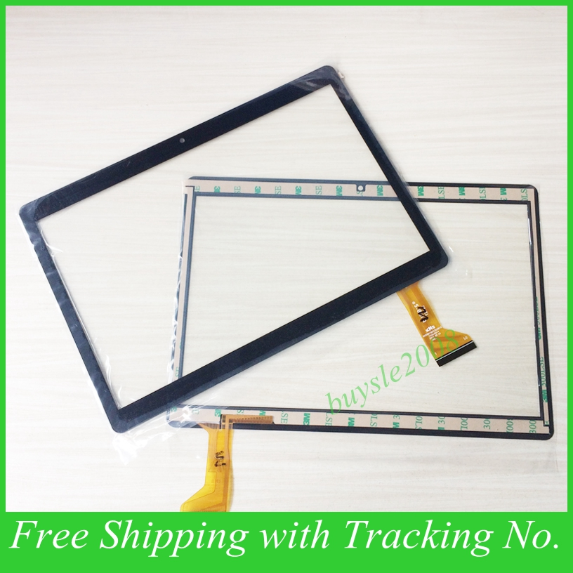 2pcs/lot New 9.6'' Inch Touch Panel For Irbis TZ968 TZ961 TZ963 TZ960 TZ965 TZ969 TZ962 Tablet Touch Screen Digitizer Panel