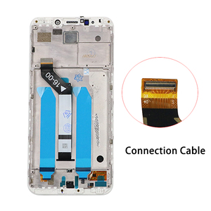 Image 3 - LCD For Redmi 5 Plus LCD Display Touch Screen With Frame IPS Original MEG7 MEI7 For Xiaomi Redmi 5 Plus Display Replacement