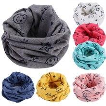 Модная одежда для детей, детская мода шарф Зимний хорошо продаются Детский Теплый хлопковый шарф для мальчика, девочки зимняя шаль, шарф шал...