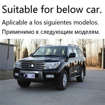 Auto Janela Corpo Tronco Painéis Traseiros Automóvel Estilo Do Carro Adesivo Tira 08 09 10 11 12 13 14 15 16 17 18 Para Toyota Land Cruiser