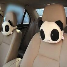 Appui tête coussin dessin animé Panda