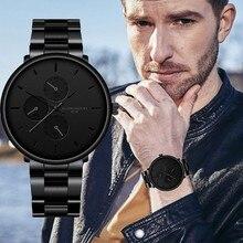 Top Brand Watch Men Fashion Business Wri