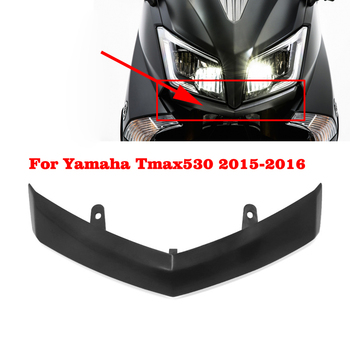 Motorcycle Front Air intake Under Headlight Fairing Frame ABS For Yamaha  T-max Tmax 530 Tmax530 2015 2016