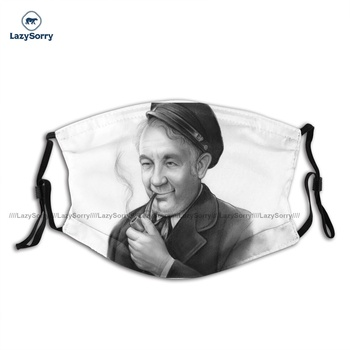 Polyester Fantasy Cecil Kellaway Mouth Face Mask Sublimation Dropshipping Unisex Facial Mask With Filters image