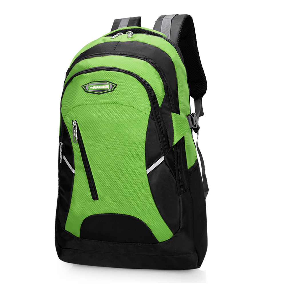 Jing Teng Bag New Style Waterproof Outdoor Mountaineering Bag COUPLE'S Hiking Travel Bag 40L