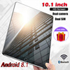 Tablets (Free Shipping) Game Tablets Pad 4G-LTE Android 9.0 Bluetooth PC 4+ 64GB Dual SIM Dengan GPS 10.1Inch