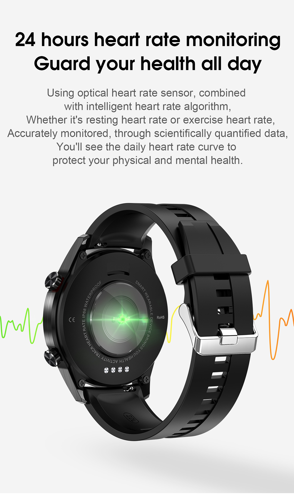 Ha9ad21a95aa641ffaf9de62685fb2d02w Reloj Inteligente Hombre Smart Watch Men 2020 Android IP68 Smartwatch Answer Call Smart Watch Man For Huawei Android Apple Phone