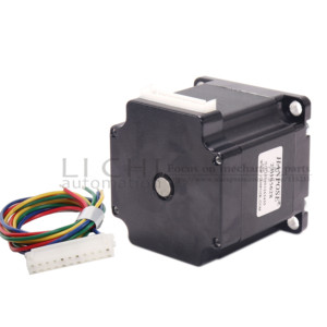 Image 5 - Free shipping Nema23  Stepper Motor 4 lead 165 Oz in 23HS5628 56mm 2.8A  57 Series motor For 3D Printer Monitor Equipment