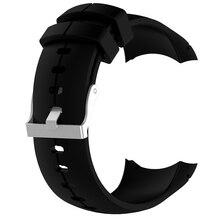Полностью силиконовый ремешок для часов, браслет, ремешок для спартанского спорта, ультра умные часы, аксессуары, ремешок для часов, браслет
